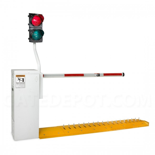 DoorKing 1603 Barrier Gate Operator with Spike System