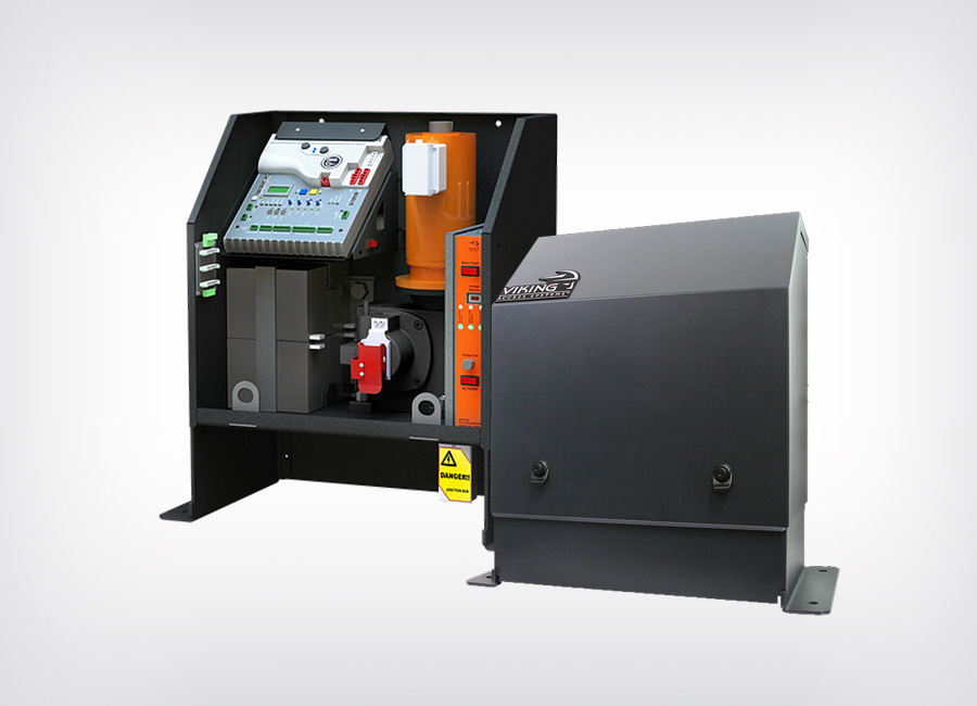 The Q-7 Slide Gate Operator